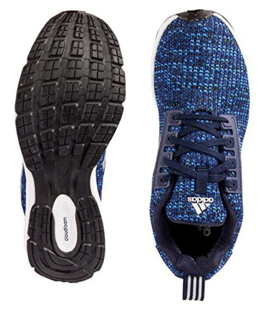 Adidas LEGUS U Blue Running Shoes - Buy