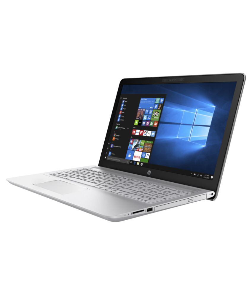 HP Pavilion 15-cc129tx Notebook - Core i5 (8th Generation) - 8GB RAM -  39 62cm(15 6) - Windows 10 Home - 2 GB Graphics - Silver