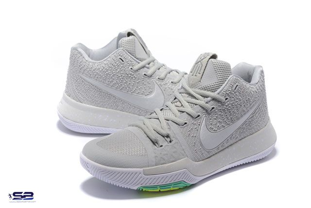 910fd4d14194 Nike KYRIE 3 BASKETBALL SHOES 2018 Gray Running Shoes - Buy Nike KYRIE 3  BASKETBALL SHOES 2018 Gray Running Shoes Online at Best Prices in India on  Snapdeal
