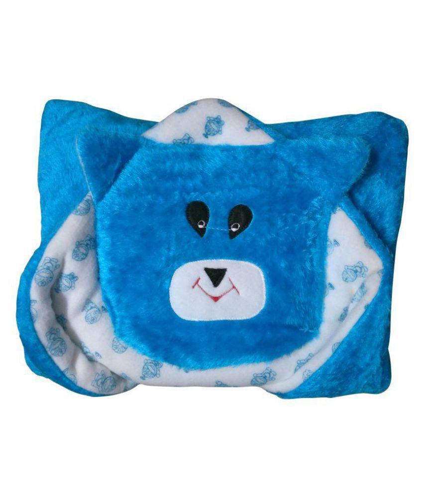 Welo Blue Cotton Sleeping Bags ( 20 cm × 18 cm)