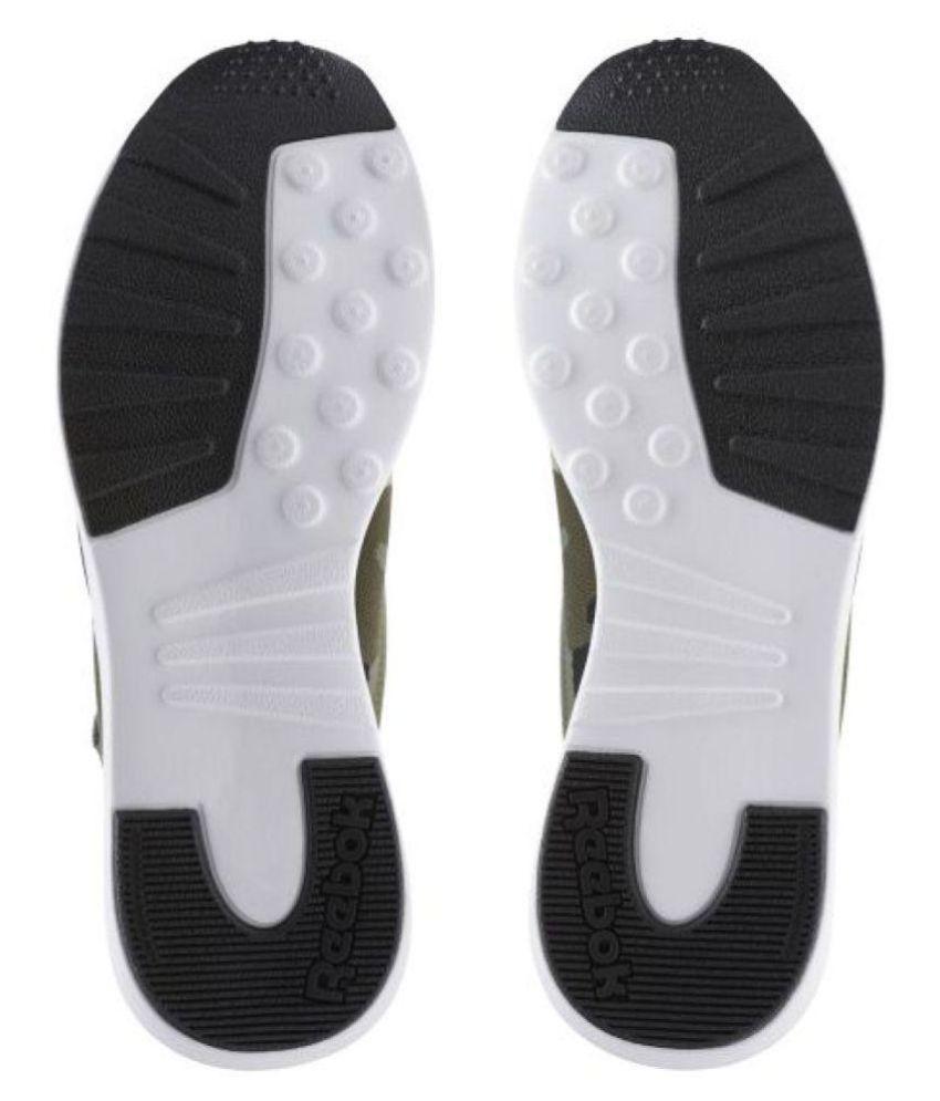 Reebok Zoku Ultraknite Olive Running Shoes