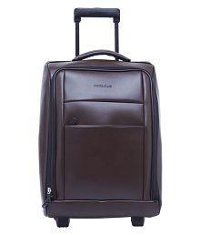 BagsRus Blue S (Below 60cm) Cabin Soft Luggage