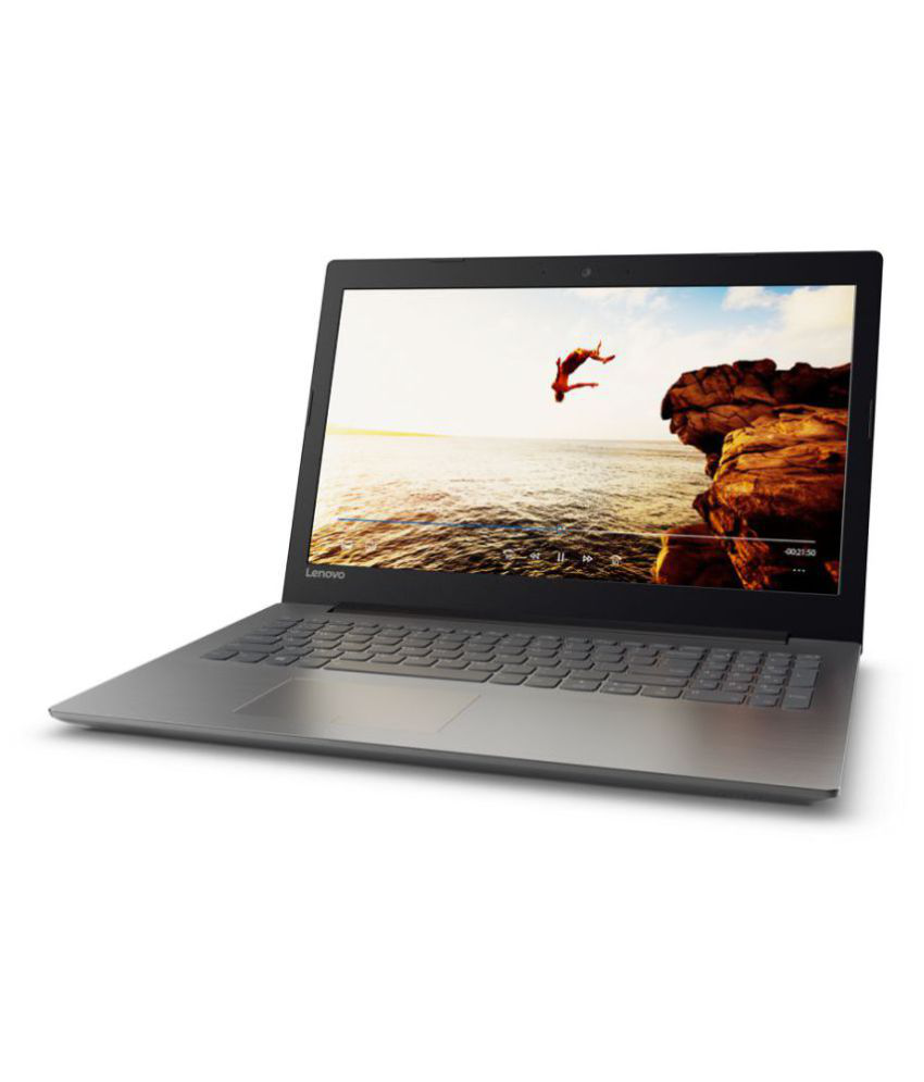 Lenovo Ideapad 320-15ISK 80XH01HTIN Notebook Core i3 (6th Generation) 4 GB  39 62cm(15 6) Windows 10 Home without MS Office Not Applicable OYNX BLACK