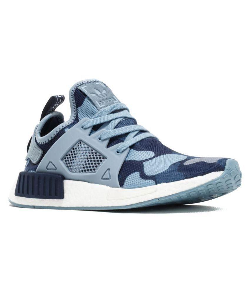 7f12c4604a719 Adidas NMD XR1 CAMO Blue Running Shoes - Buy Adidas NMD XR1 CAMO ...