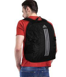 Adidas Black Backpack