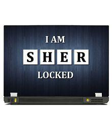 New Shimmering Special I Am SHER LOCKED Sherlock Holmes (14.1 inch)