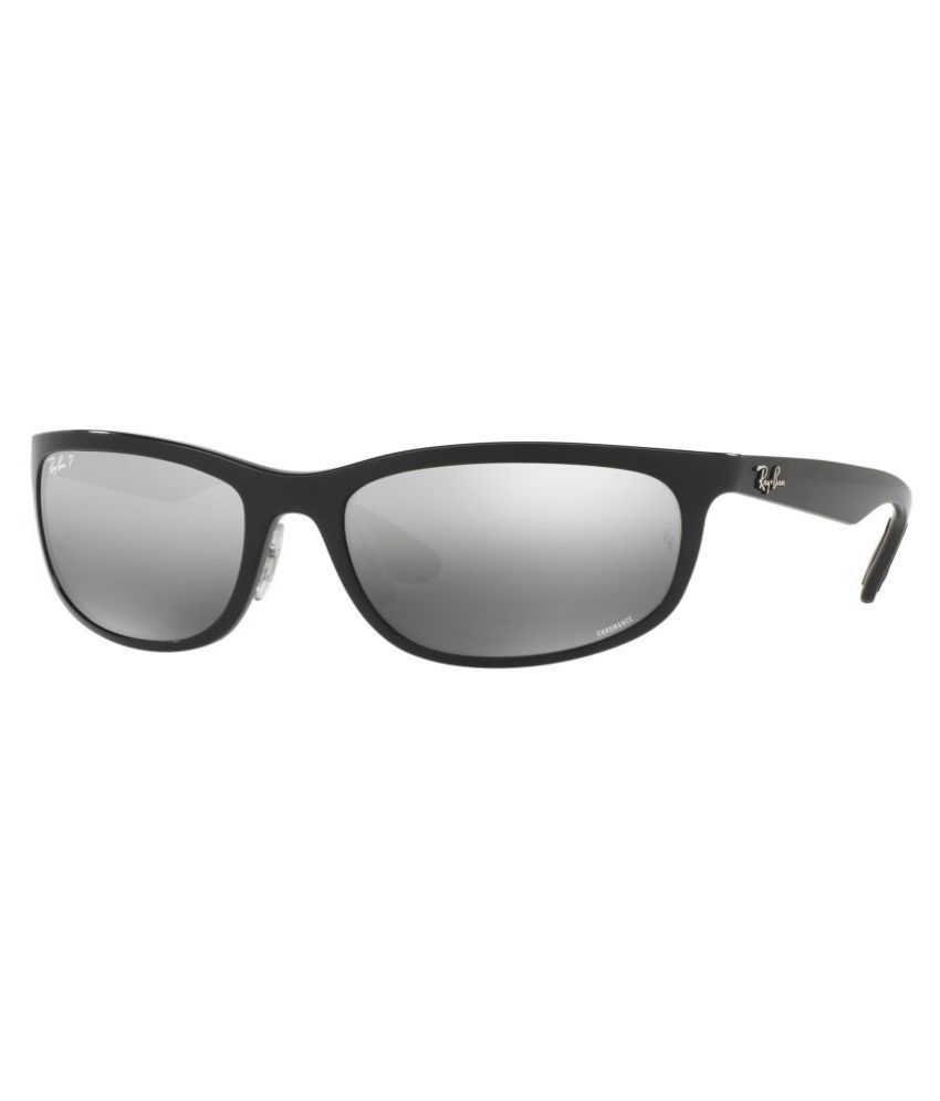 1459ec578d Ray-Ban Black Wrap Around Sunglasses ( 0RB4265 601-5J 62 ) - Buy Ray-Ban  Black Wrap Around Sunglasses ( 0RB4265 601-5J 62 ) Online at Low Price -  Snapdeal