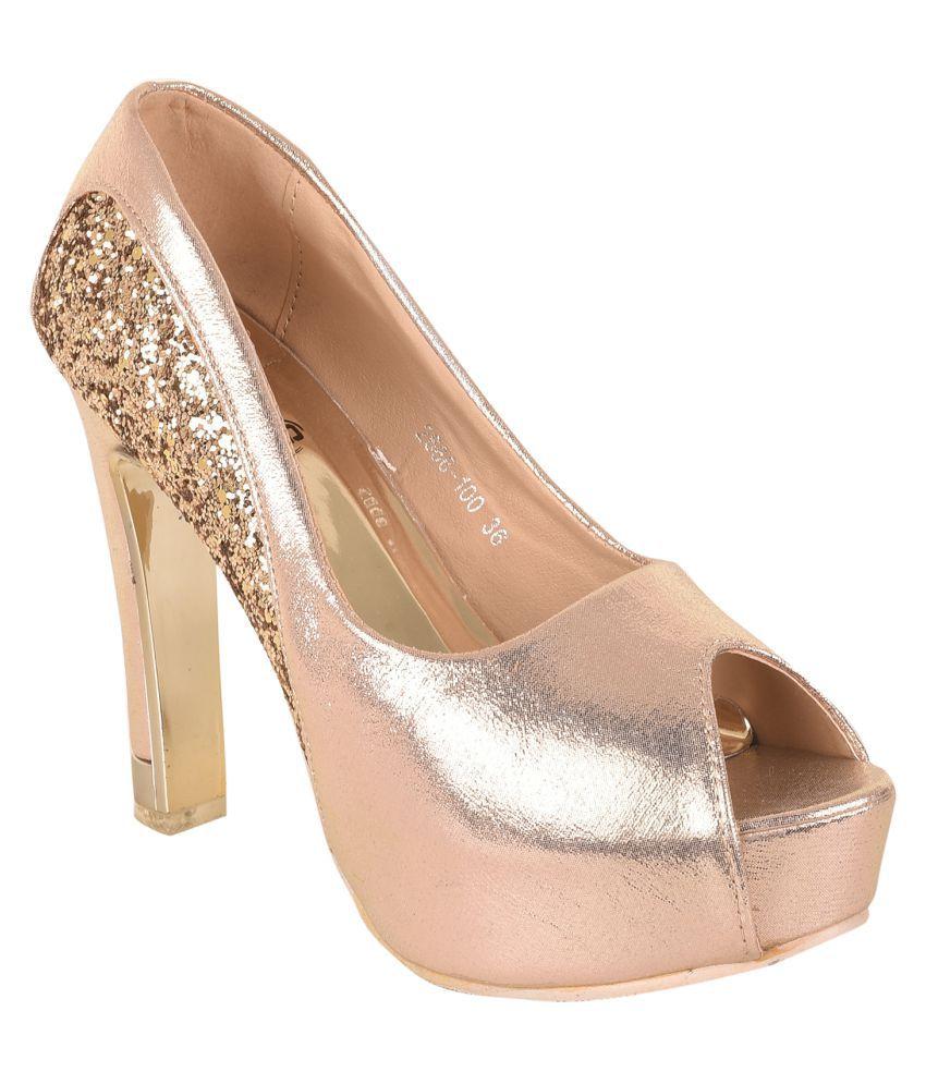 Shoeholic Multi Color Stiletto Heels