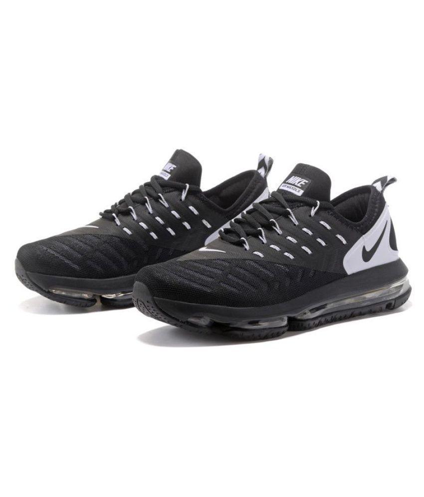 Nike Air Max 2018 DLX Black Running