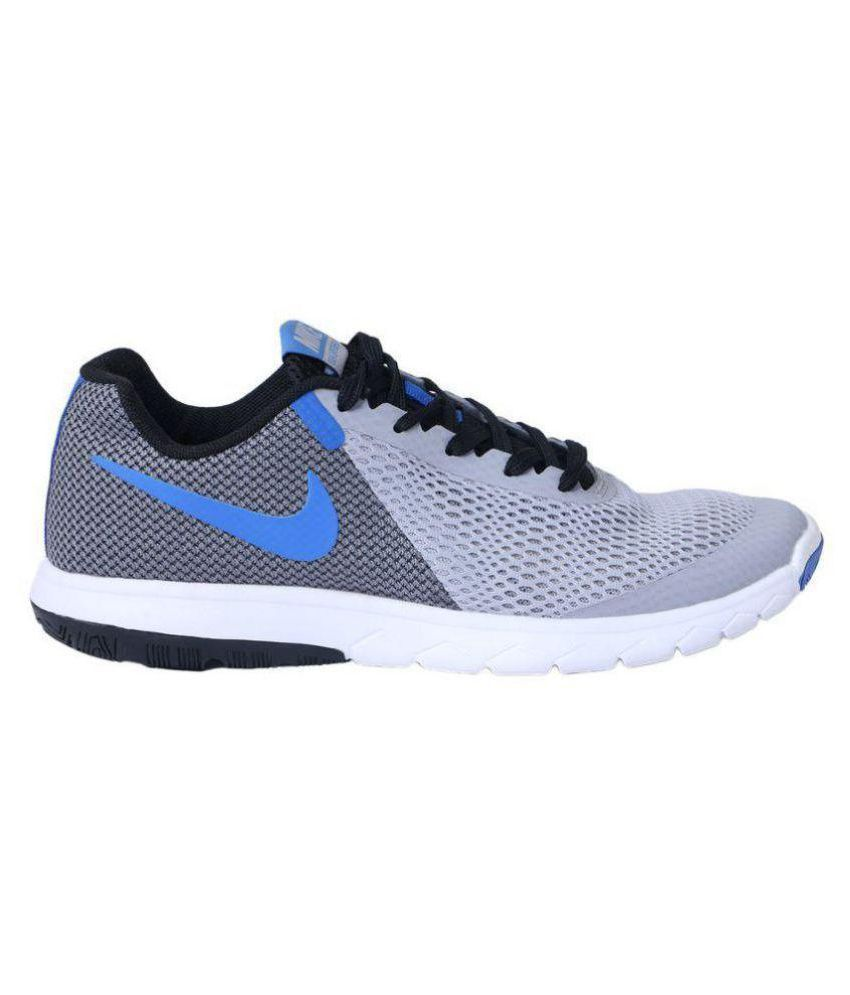 5df6e be163 nike flex experience grey blue hot new products ... 88421c502