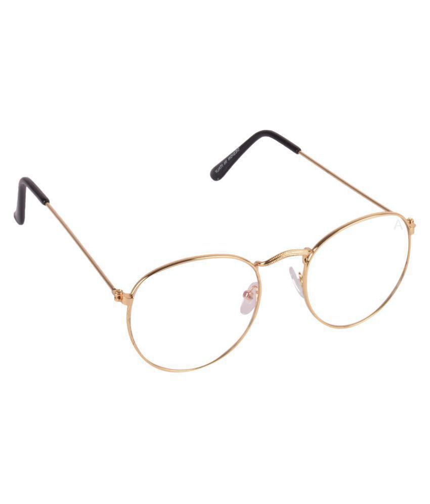 Stylen - Clear Round Sunglasses ( NA )