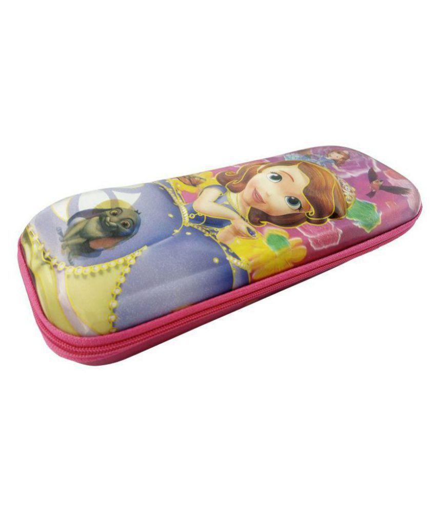 393541181 AshmAadi 7D Pencil Pouches For Girls Multi Cartoon Characters: Buy ...