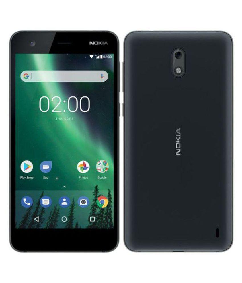 Nokia Black Nokia 2 8gb Mobile Phones Online At Low Prices