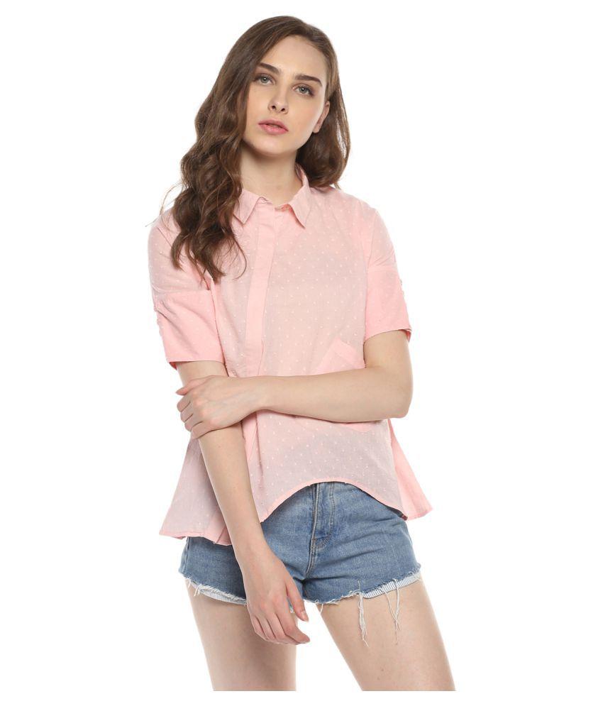 Street 9 Cotton Shirt