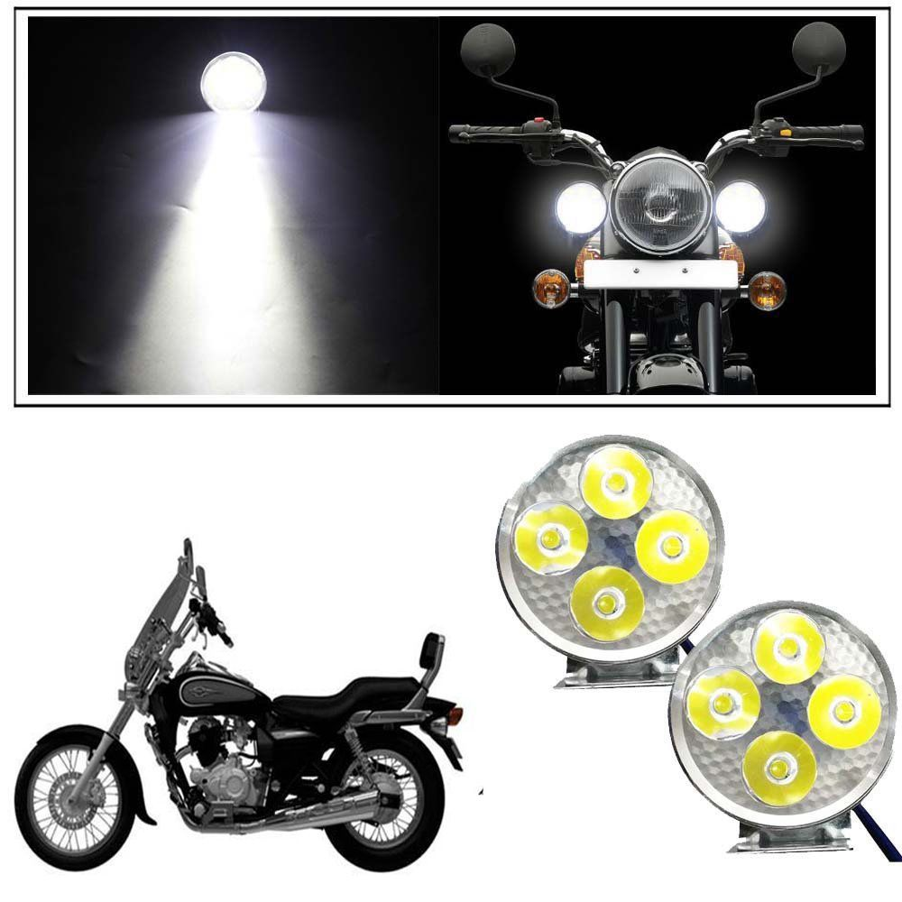 VMA SHOPPERS HIGH INTENSTY 4 LED FOG LAMP COMBO For Yamaha