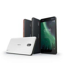 Nokia White Grey 2 8GB