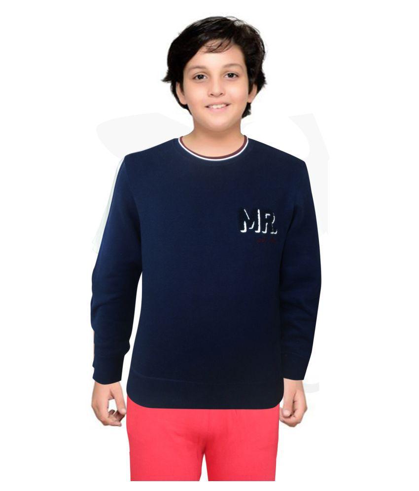 Junior Boxer Boy's  Sweart Shirt