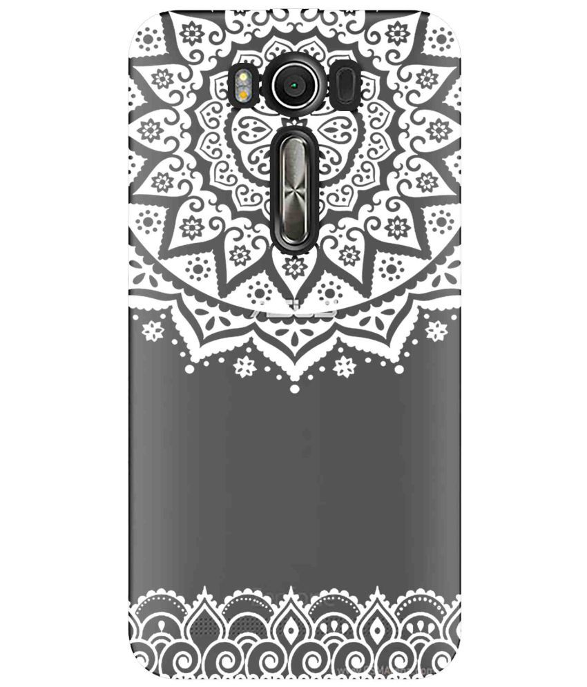 Asus Zenfone 2 Laser ZE500KL Printed Cover By Snooky
