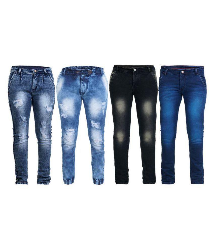 Kacey Multi Skinny Jeans
