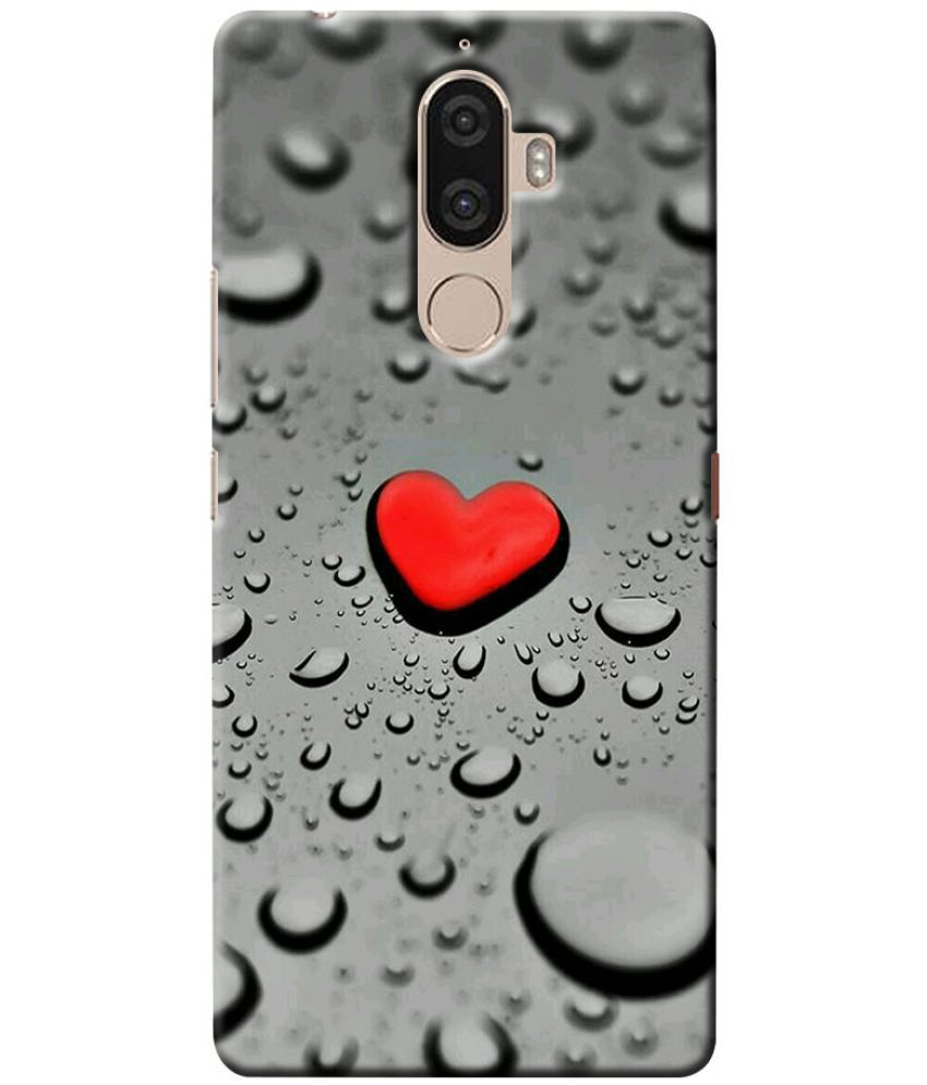 Lenovo K8 Plus Printed Cover By Case King
