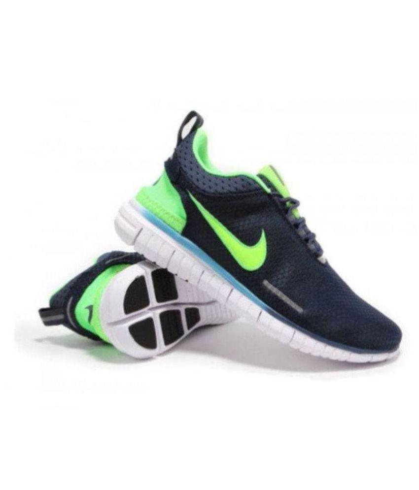 9915d6d993efe Nike Free run og breath Navy Running Shoes - Buy Nike Free run og ...