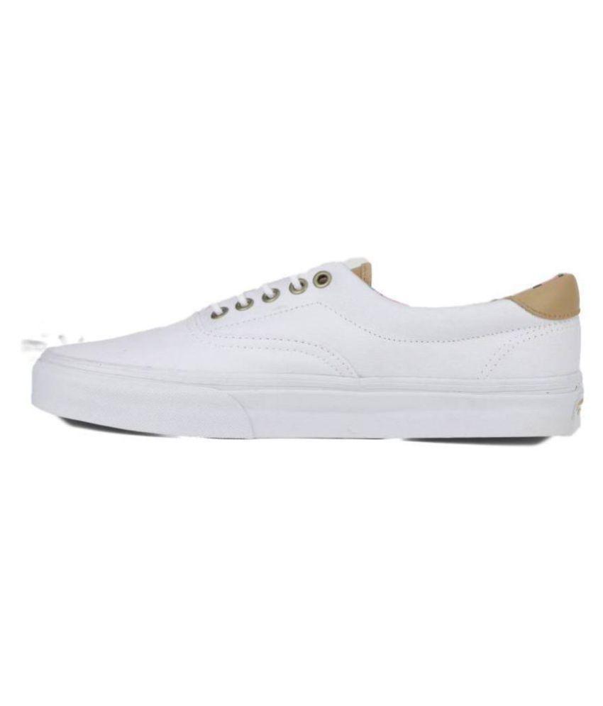 a9d5cef7079d70 VANS Men ERA 59 Sneakers White Casual Shoes - Buy VANS Men ERA 59 ...