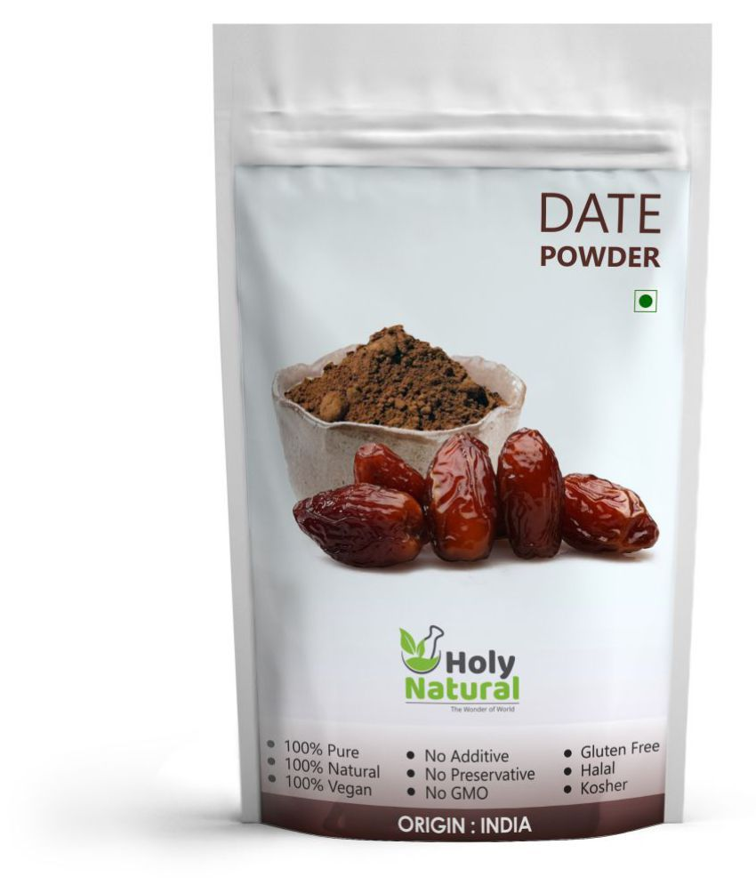 Holy Natural Date Powder Smoothie 100 gm