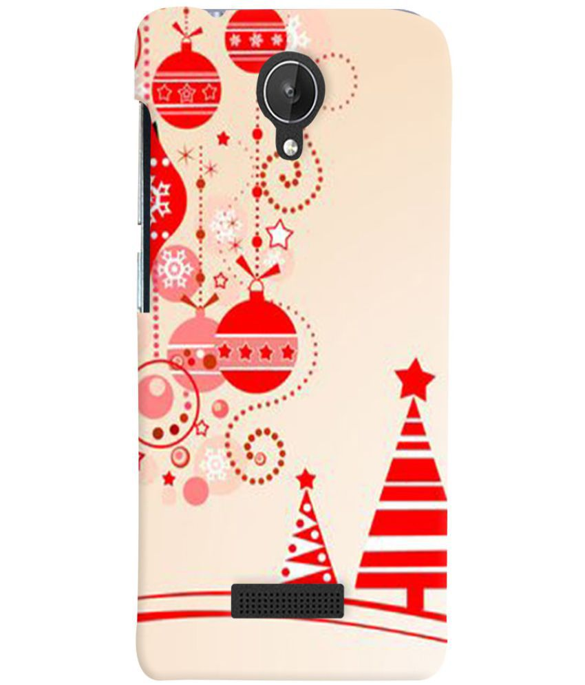 Micromax Canvas Spark Printed Cover By Case King