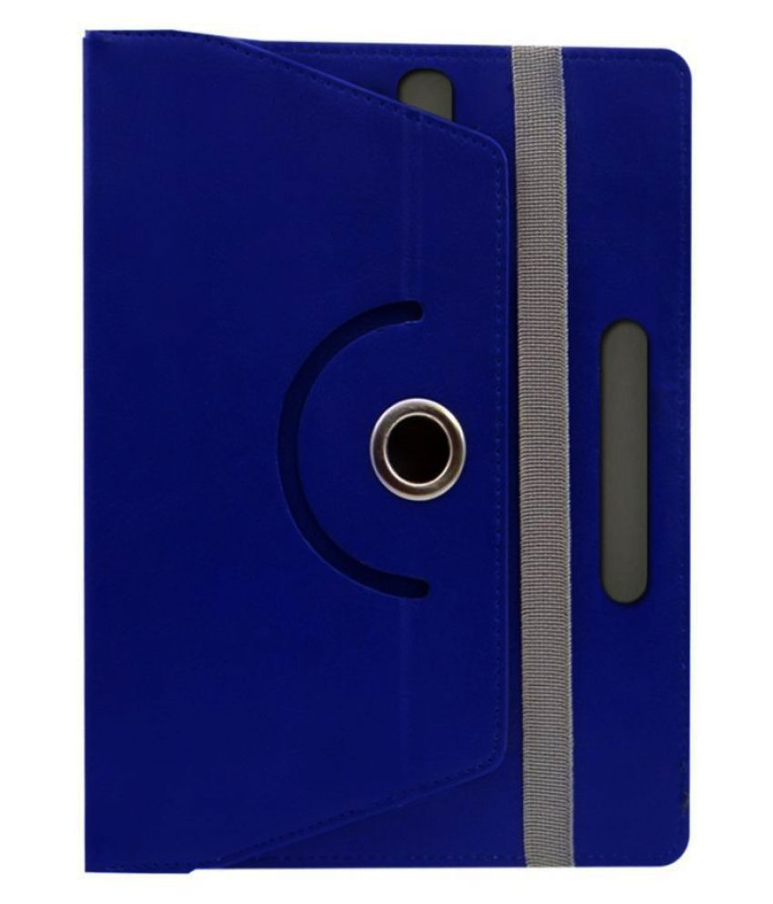 Wintab TVE 818J 16GB Flip Cover By Fastway Blue