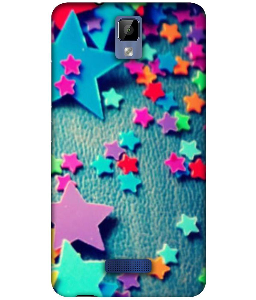 Gionee P7 Max Printed Cover By Casotec