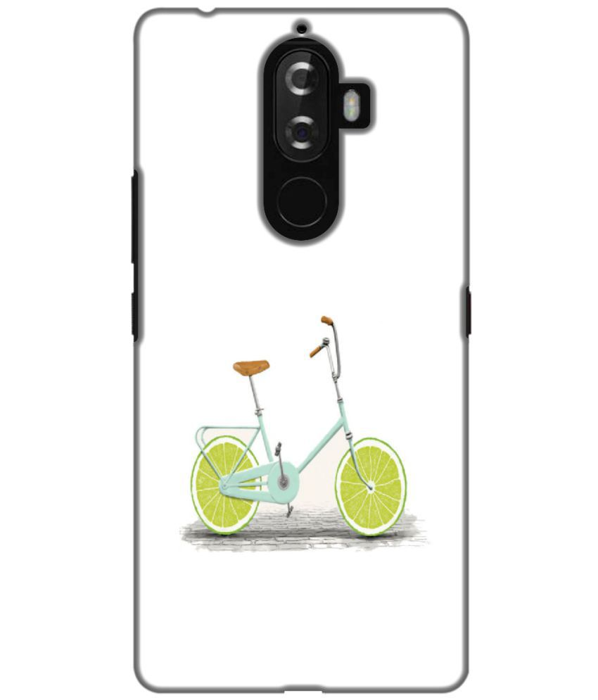 Lenovo K8 Note 3D Back Covers By Printland