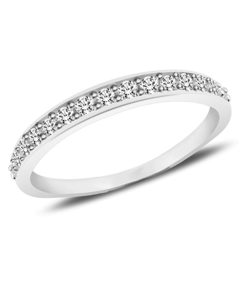 MJ 925 92.5 Silver Ring