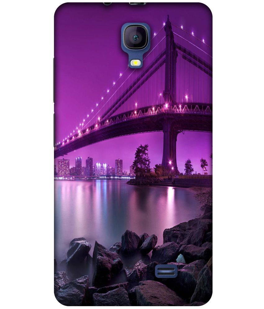 reputable site 2dd07 0b12a Micromax Bolt Q383 Printed Cover By Casotec - Printed Back Covers ...