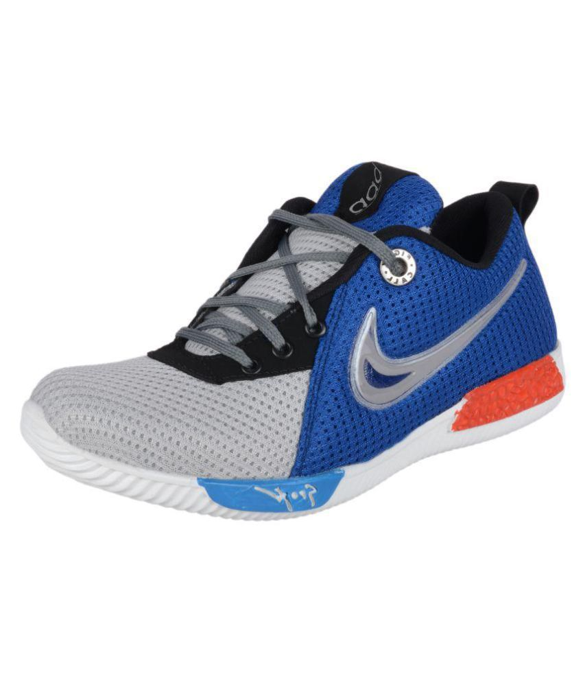 Aadi Gray Running Shoes cheap sale cheap supply for sale free shipping discount uHSjI0W3s