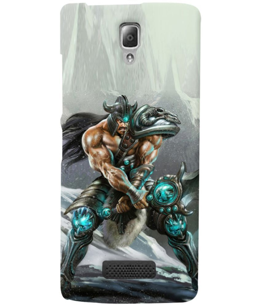 Lenovo A2010 Printed Cover By Case King