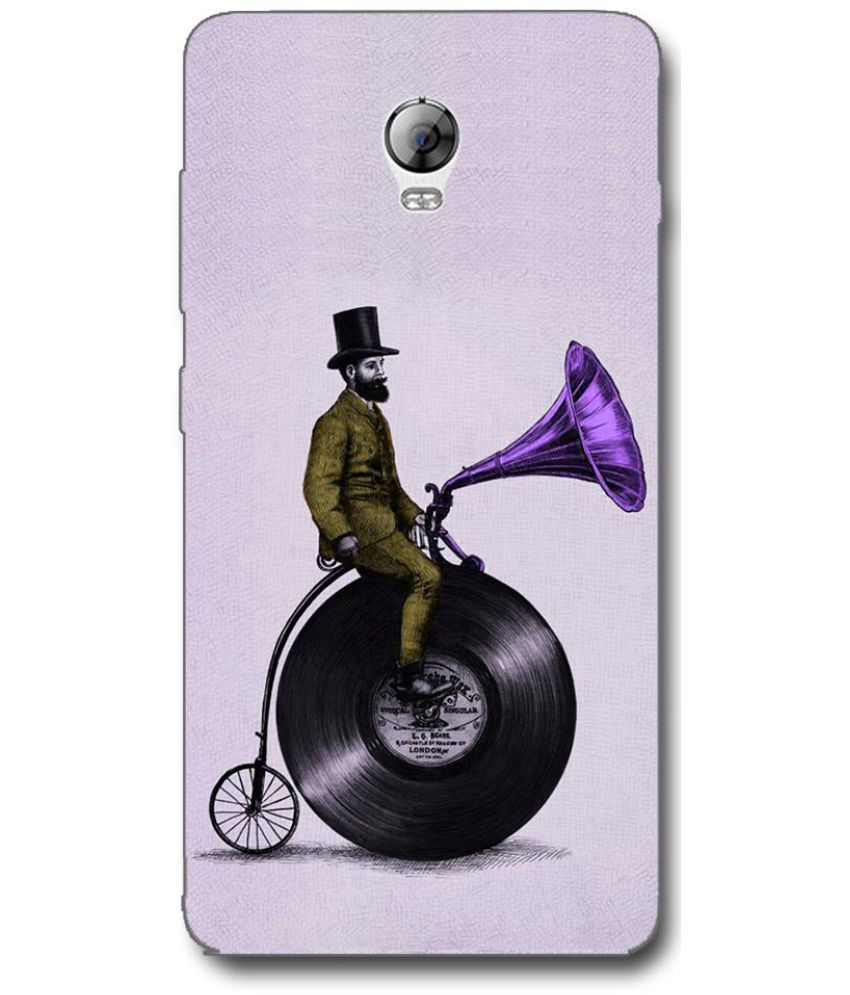 Lenovo Vibe P1 Printed Cover By Case King