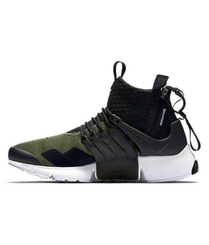 Air Nike kopen Presto Acroniem groene hardloopschoenen 8ddwq
