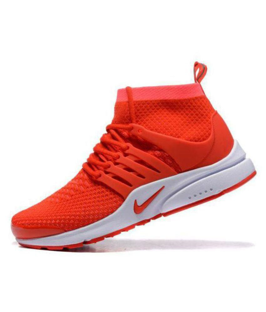 44b0d5a14020 Nike Air Presto Red Running Shoes .