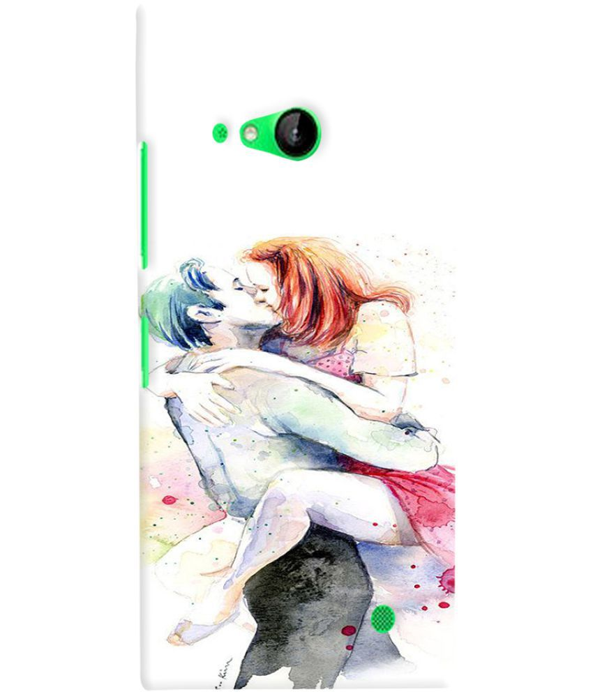 Nokia Lumia 730 Printed Cover By Case King