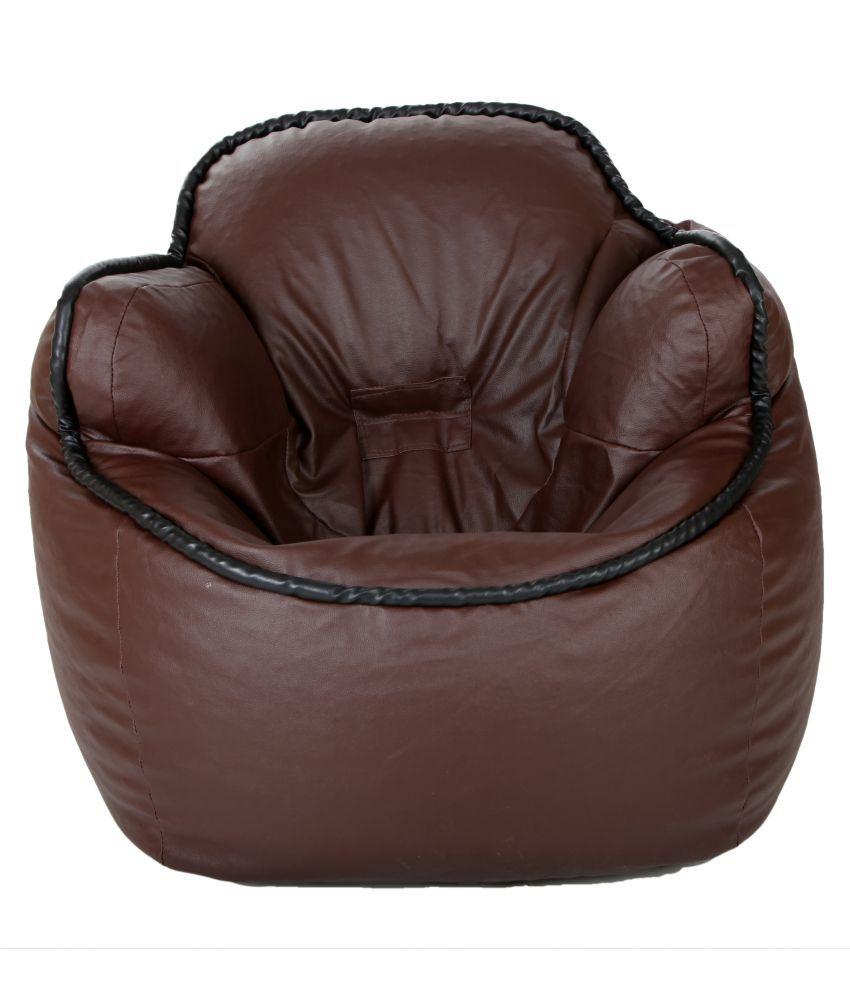 Comfy Bean Bags - Bucket Chair Bean Bag - Size Xxxl - Filled With Beans  Filler ( Brown ) - Buy Comfy Bean Bags - Bucket Chair Bean Bag - Size Xxxl  ... 1aa6f352267b0