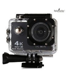 Style Maniac 16 MP Action Camera