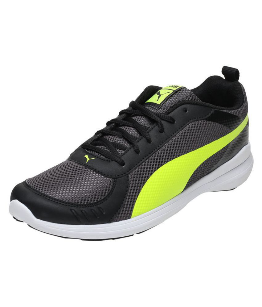 aa1a43b934901 Puma zenith idp Gray Running Shoes - Buy Puma zenith idp Gray Running Shoes  Online at Best Prices in India on Snapdeal