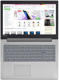 Lenovo Ideapad 320-15ISK 80XH01HKIN Notebook Core i3 (6th Generation) 4 GB 39.62cm(15.6) DOS Not Applicable Grey