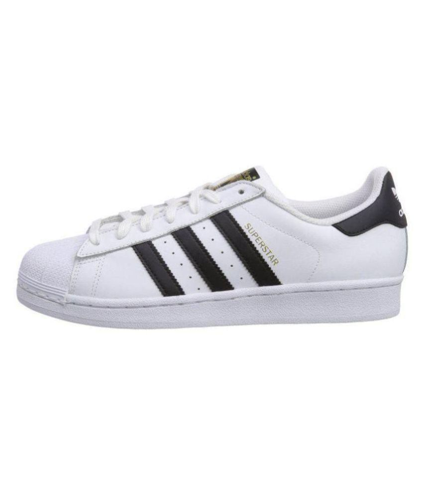 Adidas Superstar White Lifestyle White Casual Shoes - Buy Adidas ... e79f88b0d