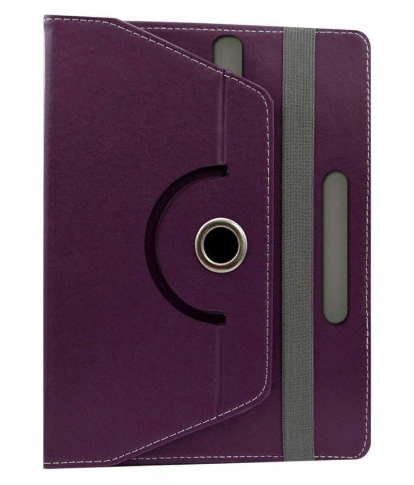 Domo Slate N8 Se Flip Cover By Fastway Purple