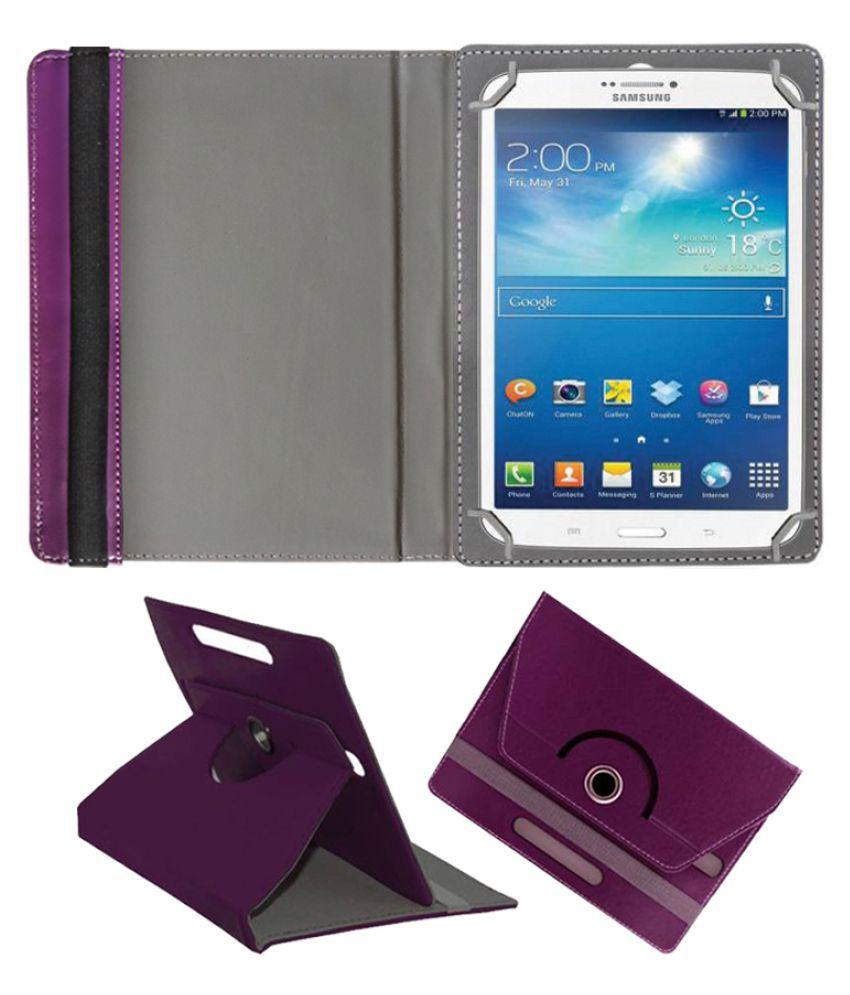 Samsung Tab S 8.4 Flip Cover By Fastway Purple