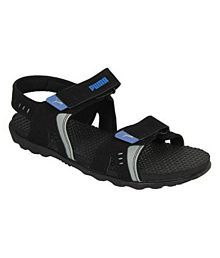 Quick View. Puma Silicis Buck DP Men Black Sandals
