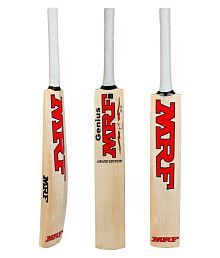 8ec93616b Quick View. MRF Popular Willow Cricket Bat ...