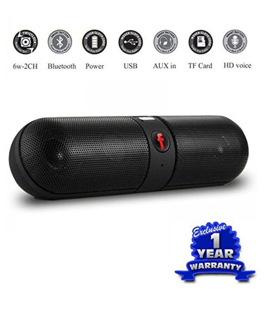 Tronomy Bluetooth Pill Speaker