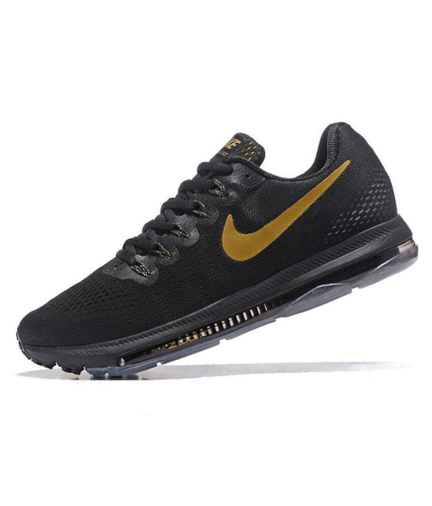 ee0735f43d Nike Zoom Allout Black Running Shoes